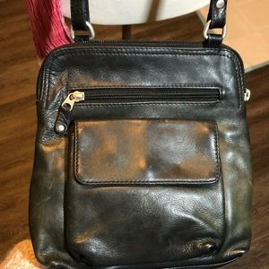 Vintage Chaos Leather bag